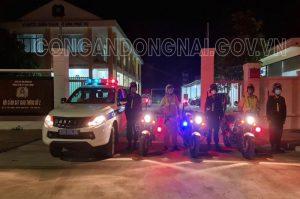 """Phòng Cảnh sát giao thông Công an tỉnh Đồng Nai đảm bảo """"bình yên trên các tuyến đường"""" trong những ngày nghỉ lễ 30/4 và 1/5"""