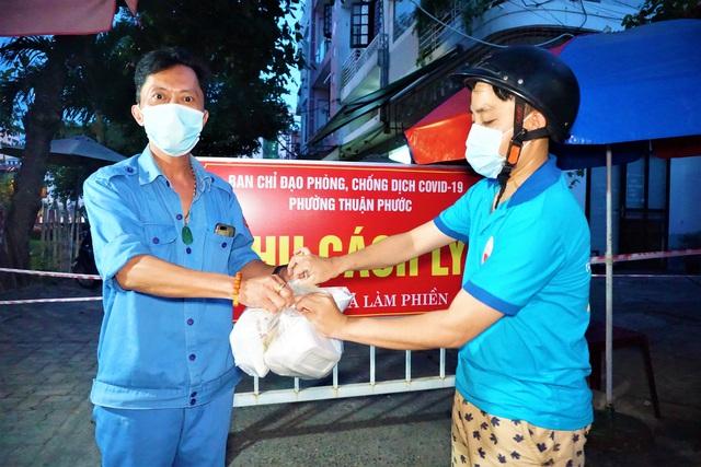 Đà Nẵng: 'Bếp cơm mùa dịch' sẽ đỏ lửa tới khi dịch tạm lắng
