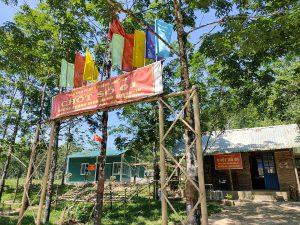Thừa Thiên Huế: Người lính trên tuyến đầu chống dịch