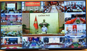 Hội nghị trực tuyến toàn quốc phòng chống COVID-19: Nhiều bài học kinh nghiệm quý từ thực tiễn