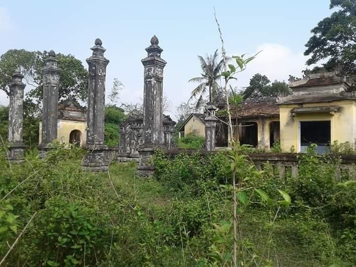 Những ngôi đình cổ trong lòng Huế xưa