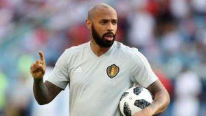 Huyền thoại Thierry Henry phò tá tuyển Bỉ ở Euro 2020