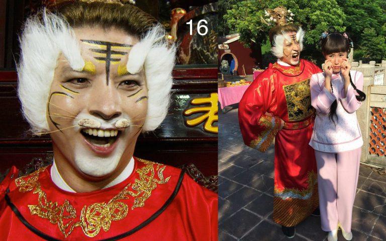 Tín ngưỡng sùng bái 'ông Ba Mươi' trong các dân tộc châu Á lên phim