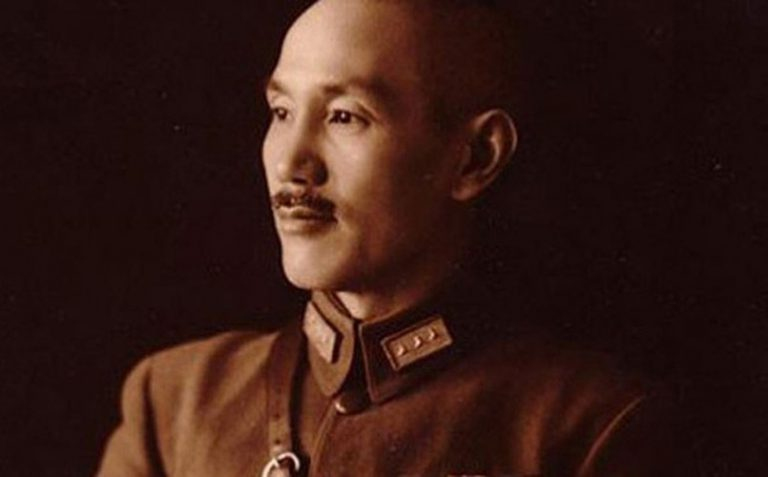 Ba nhân vật 'lớn' đi theo Tưởng Giới Thạch khi chạy sang Đài Loan