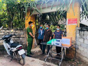 Lục Ngạn – Bắc Giang: Xử phạt hàng trăm triệu đồng người vi phạm quy định về phòng, chống dịch