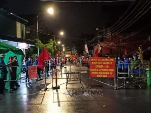 Bắc Ninh: Kết thúc cách ly y tế đối với 3 thôn đầu tiên của huyện Thuận Thành