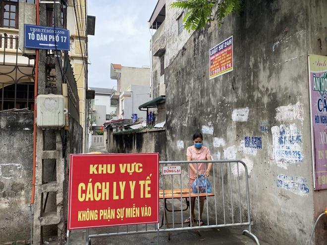 Chưa xác định nguồn lây ca mắc Covid-19 ở Hà Nội