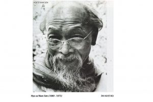 Họa sĩ Nam Sơn: Người hiến dâng trọn đời cho hội họa xứ Việt