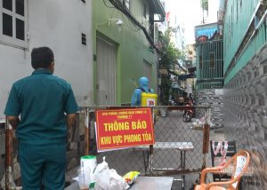 Người từ TP.HCM đến Đồng Nai phải cách ly 21 ngày
