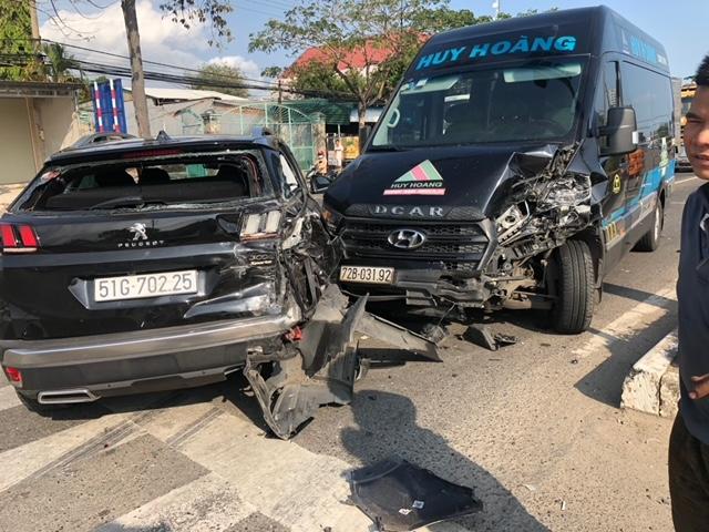 Bà Rịa – Vũng Tàu: Ai chịu trách nhiệm bồi thường thiệt hại khi lái xe thuê gây tai nạn giao thông?