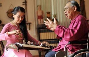 Sự nghiệp tinh thần trao đất nước – Nhân kỷ niệm 100 năm sinh GS Trần Văn Khê (1921-2021)