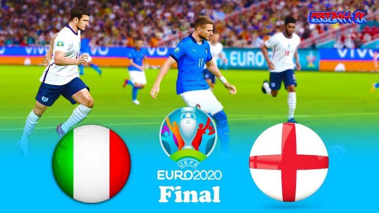 Chung kết Euro 2021, Anh vs ItaLy: Đội bóng bản lĩnh hơn sẽ vô địch!