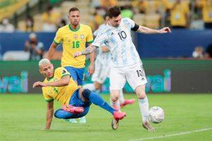 Đánh bại Brazil, Messi cùng Argentina giải cơn khát vô địch Copa America