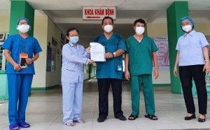 Thêm 2.047 bệnh nhân được công bố khỏi Covid-19