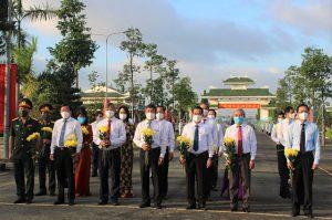 Đồng Nai: Dâng hương tưởng niệm các Anh hùng Liệt sĩ