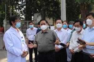 Chính phủ quyết tâm, người dân đồng lòng phòng, chống đại dịch COVID-19