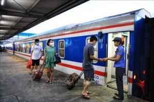 Đường sắt Việt Nam tạm dừng bán vé đi và đến ga Hà Nội từ ngày 25/7