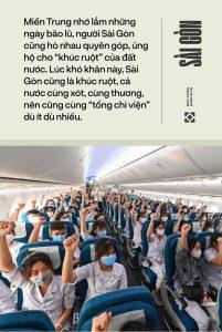 Sài Gòn sẽ không bao giờ phải đứng một mình!