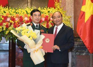 Chân dung Đại tướng Phan Văn Giang – Đại tướng thứ 16 của Quân đội