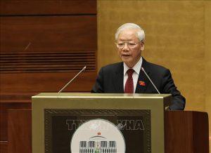 Tổng Bí thư: Không ngừng phát huy vai trò, vị trí là cơ quan đại biểu cao nhất của nhân dân