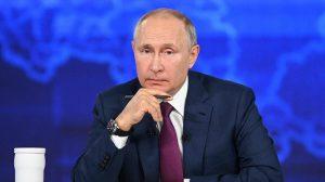 TT Putin: Nga có đánh chìm tàu Anh thì cũng không có Thế chiến III, bởi Anh và Mỹ biết họ sẽ thua