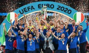 Italia vô địch EURO 2021