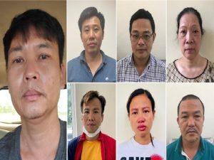 Bộ Công an bắt giam tổng giám đốc công ty cây xanh Hà Nội