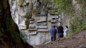 Tục treo quan tài trên vách núi của ngôi làng hẻo lánh Sagada Philippines