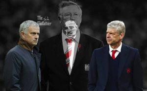 Wenger: 'Những lời nhạo báng mà Mourinho dành cho tôi là một phần trong công việc của HLV'