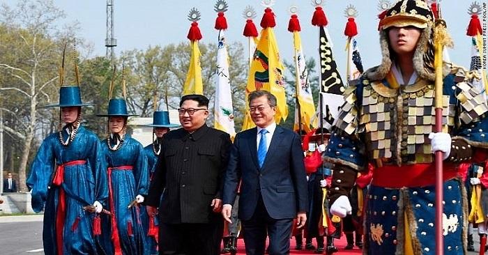 Ông Kim Jong-un mang nhà vệ sinh riêng sang Hàn Quốc dự hội nghị?