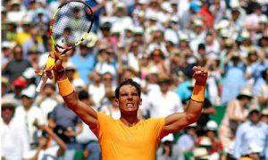 Nadal  lần thứ 11 vô địch Monte Carlo