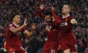 'Ronaldo, Messi cũng không thể so với Salah lúc này'