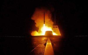 """Syria: Hành động của Mỹ và đồng minh là """"hiếu chiến và tàn bạo"""""""