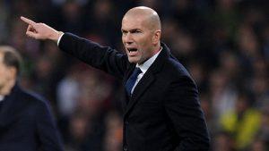 Zidane cán mốc 100 chiến thắng với cùng đội bóng hoàng gia