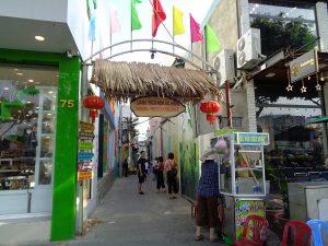 Khánh thành 'Làng bích họa Đà Nẵng'