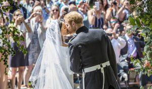 Những khoảnh khắc đáng nhớ tại 'hôn lễ thế kỷ' của Hoàng tử Harry và Meghan Markle