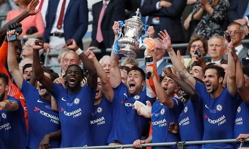 Chelsea vô địch FA Cup, Man United chính thức trắng tay