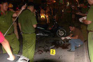 Rình bắt trộm xe máy SH, 2 hiệp sĩ bị đâm tử vong, 3 người khác bị thương