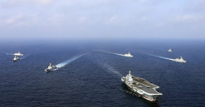 Trung Quốc đánh cắp công nghệ hàng hải của Mỹ
