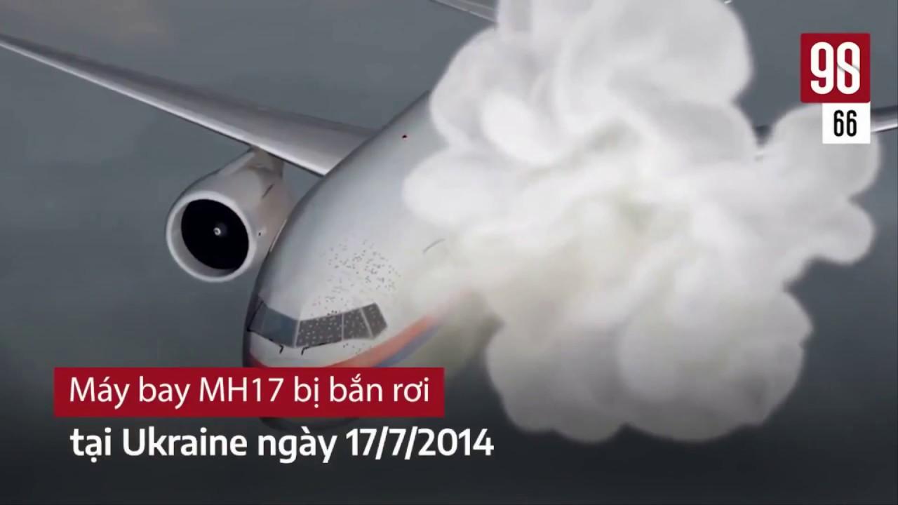 Bí ẩn vụ bắn rơi máy bay MH17 dần được hé lộ