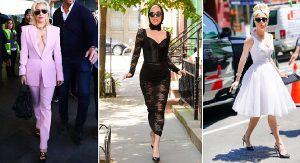 Lady Gaga rũ bỏ phong cách quái dị, lột xác thành quý cô điệu đà