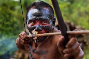'Người rừng' cuối cùng của bộ lạc Amazon, sống cô độc hơn 20 năm