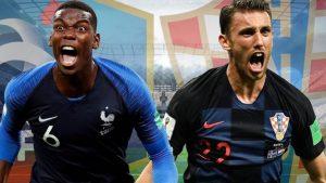 Chung kết World Cup 2018: Trước ngưỡng cửa thiên đường