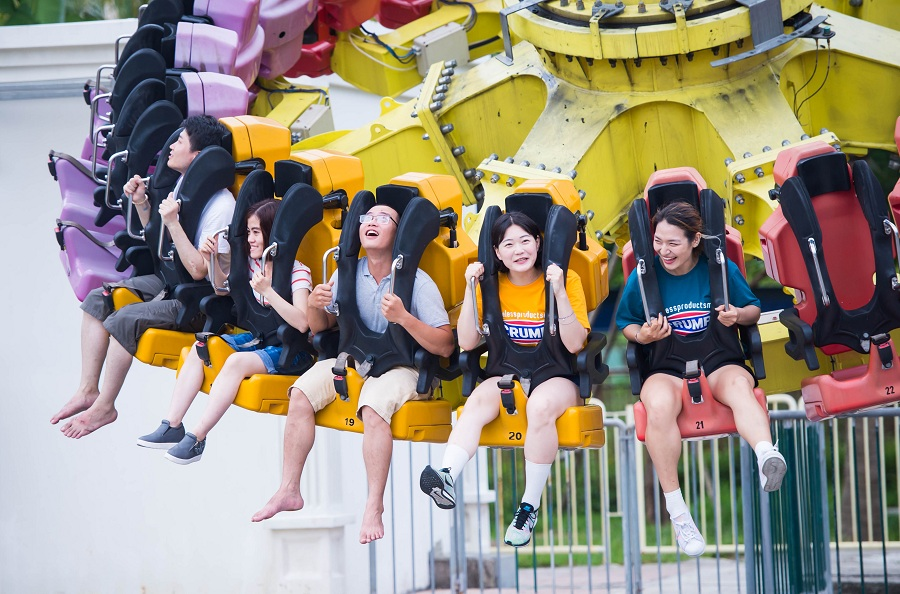 Vui chơi thỏa thích tại Sun World Danang Wonders với ưu đãi giờ vàng 'Happy Hour'