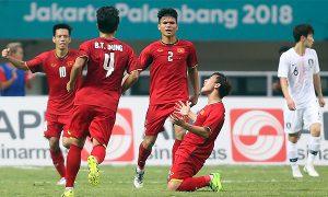 Việt Nam lỡ cơ hội vào chung kết ASIAD 18