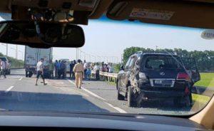 CSGT được quyền chặn xe trên đường cao tốc?