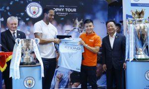 Bầu Hiển sẵn sàng đưa Quang Hải đến Ngoại hạng Anh thi đấu