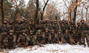 Hàng chục cầu thủ U25 Trung Quốc buộc phải tập quân sự khi mùa giải đang diễn ra