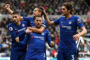 Hazard: 'Tôi có thể giải nghệ ở Chelsea'
