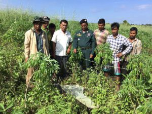 Phát hiện những vật thể lạ nghi của người ngoài hành tinh rơi tại Campuchia